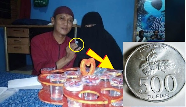 Pengantin Wanita Hanya Minta Mahar Rp 500, Penghulu Sampai Geleng-geleng Kepala