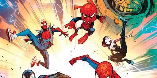 10 Fakta Menarik Spider-Gwen yang Mungkin Belum Kamu Tahu