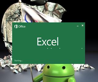 Pengertian dan Fungsi Office Button dan Quick Access Toolbar pada Microsoft Excel 2010