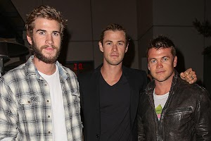 Brothers Liam Hemsworth persuade him to part with Miley Cyrus