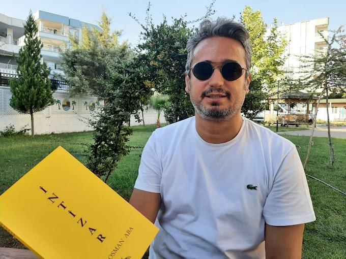 Enes Osman Aba'nın şiir kitabı çıktı