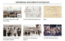 Documents of the border issue