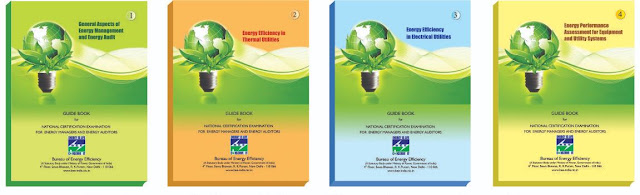 BEE Energy Auditor Exam Books