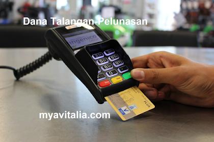 Bayar Tagihan CC Bisa Lunas. Dengan Dana Talangan 3% Full Payment