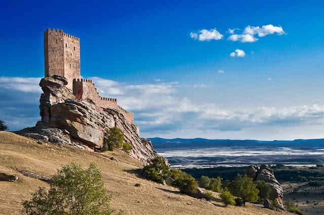 Castillo de Zafra, turismo por España