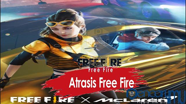 Atrasis Free Fire Unlimited Diamond Terbaru 2021