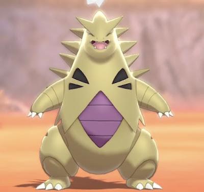 Best Rock Dark Type Pokemon Design