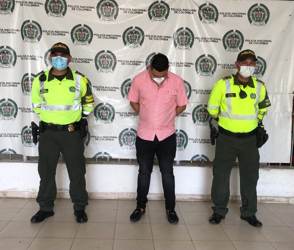 https://www.notasrosas.com/En Valledupar: Policía Cesar captura una persona por Licencia Falsa y otra, por Homicidio