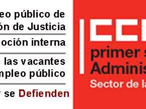 El Ministerio de Justicia convoca Mesa Sectorial para el 24 de enero de 2018