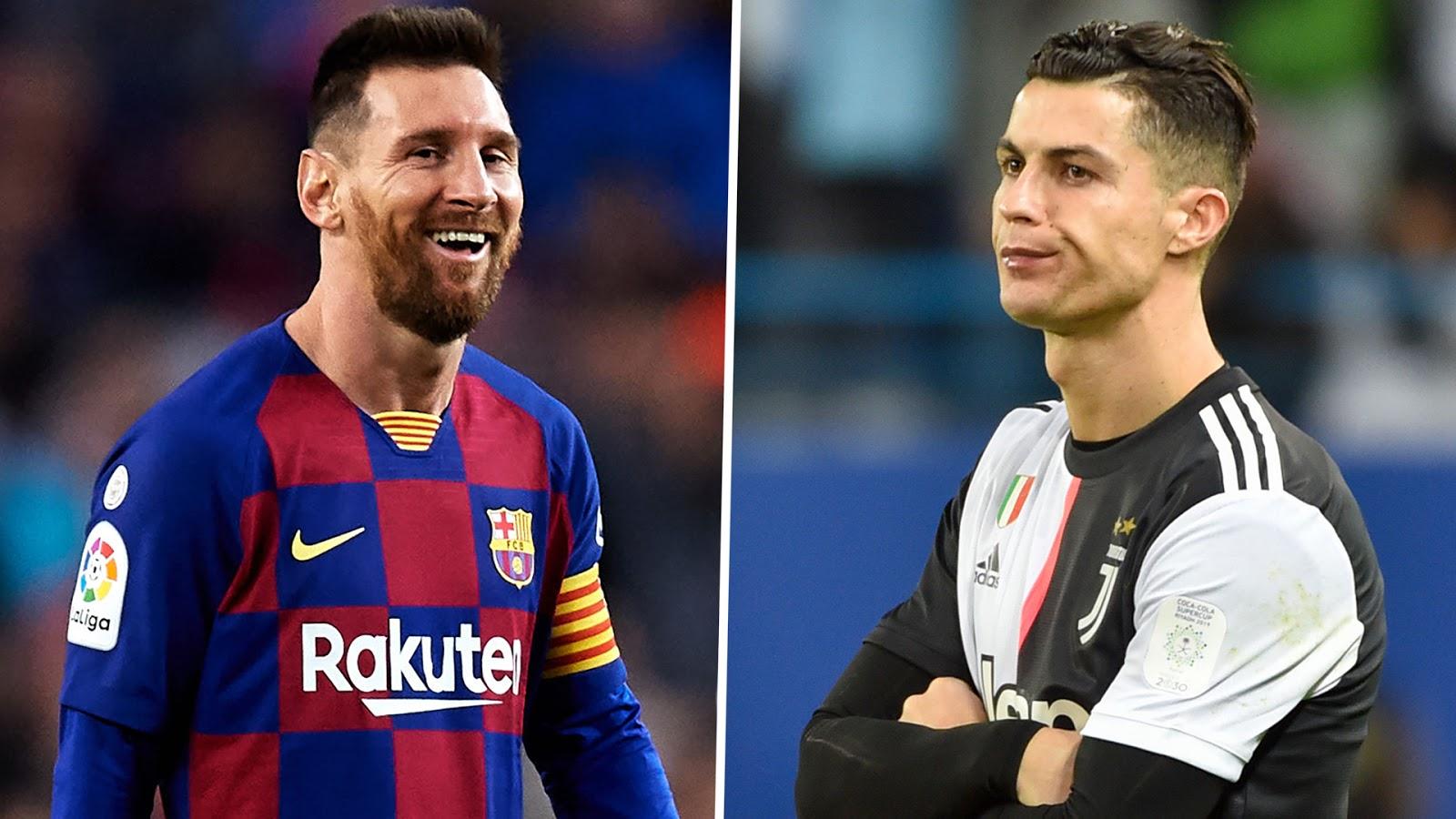 Messi dan Ronaldo Bisa Bentrok di Semifinal Liga Champions