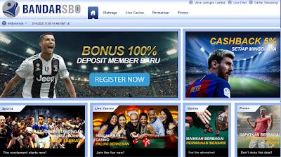 Agen Bola Terpercaya Dan Terbaik Indonesia Deposit 50rb