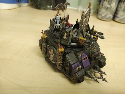 tank that looks like a castle