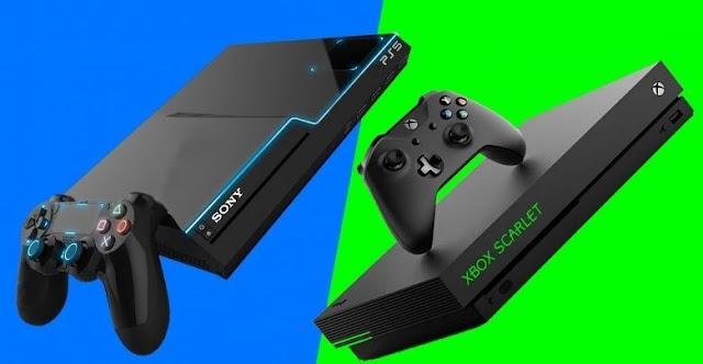 قريبا صدور متجر GameStop: البلايستيشن 5 و الاكسبوكس سكارليت
