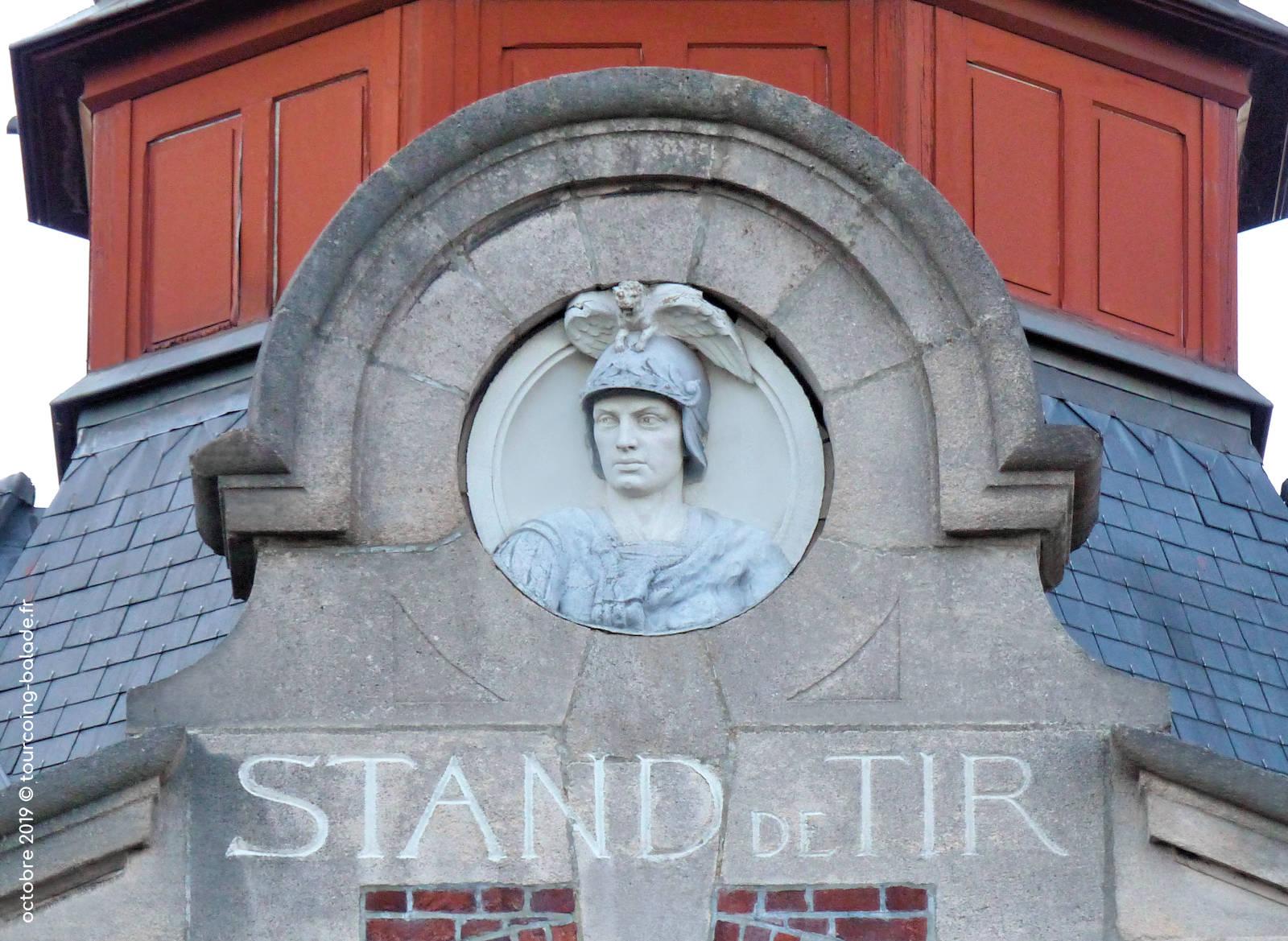 Diane, Stand de Tir Tourcoing, 2019