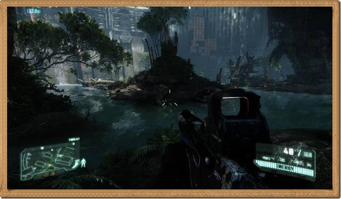 Crysis 3 PC Games Gameplay