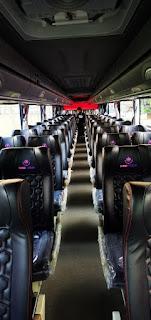 bus pariwisata drw trans