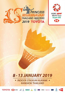 Thailand Masters 2019