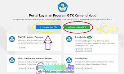 cara daftar akun sim pkb