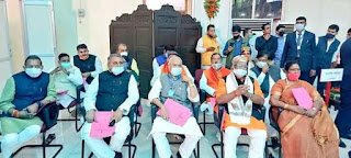 बिहार के वर्तमान मंत्रीयों की पुरी लिस्ट! @ देश रक्षक न्युज