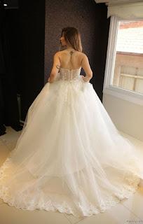 Bridal Fashion Pose