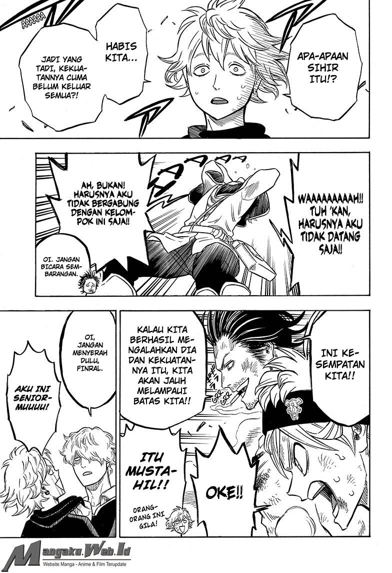Manga Black Clover Chapter 53 Bahasa Indonesia