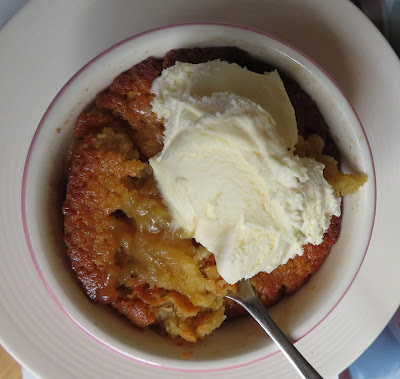 Golden Syrup Puddings