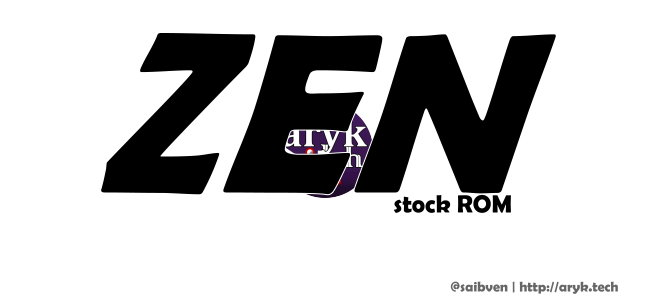 Zen Android Stock ROM Firmware File