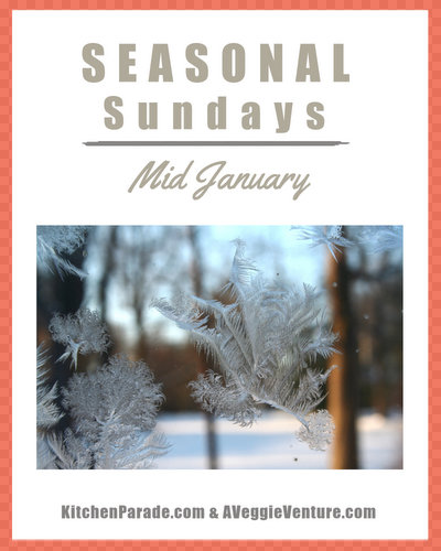 Seasonal Sundays ♥ KitchenParade.com, a seasonal collection of recipes and ideas.