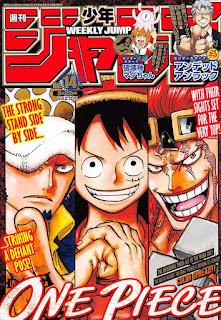 Update! Read One Piece Manga Chapter 1006 English