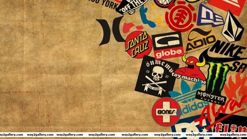 Few brands wallpaper