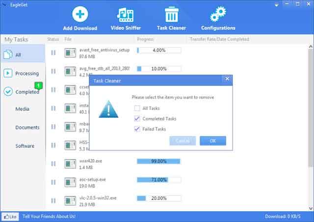 Software Alternatif Internet Download Manager Terbaik dan Tercepat