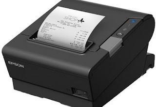 Printer EPSON TM-T88VI USB