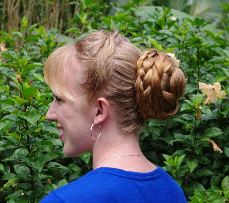 Cool Braids Amp Hairstyles For Super Long Hair Dressy Thursday Hairstyle Hairstyles For Women Draintrainus