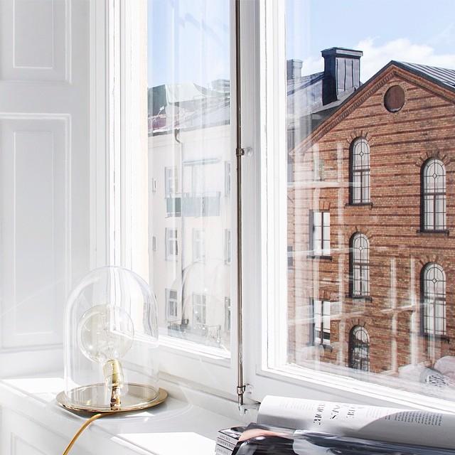 finestra in vetro