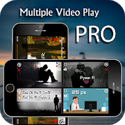 Multiple Video Player PRO 1.1 [Paid]