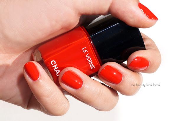beauty book nail polish