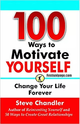 100 Ways to Motivate Yourself Book Image