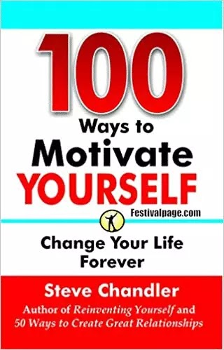 100 Ways To Motivate Yourself Book About In Hindi