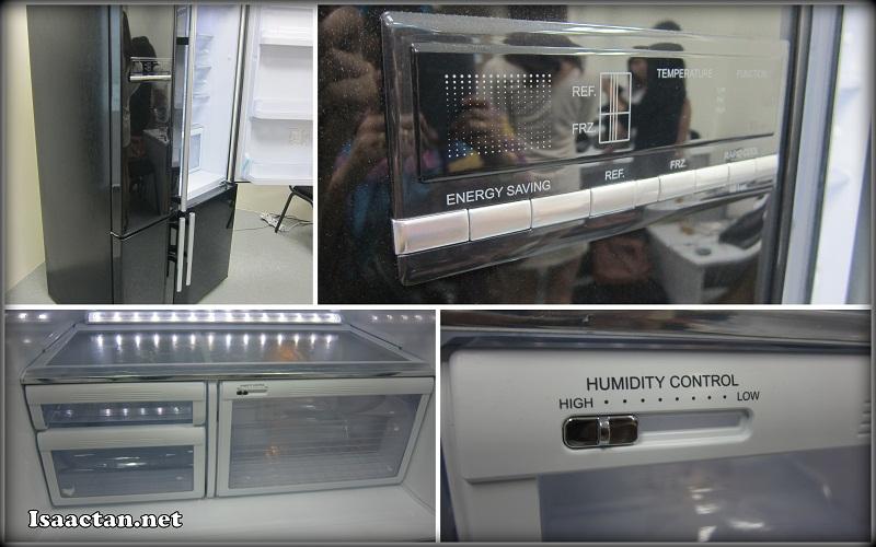 Mitsubishi Electric L4 Grande Refrigerator Blogger Event