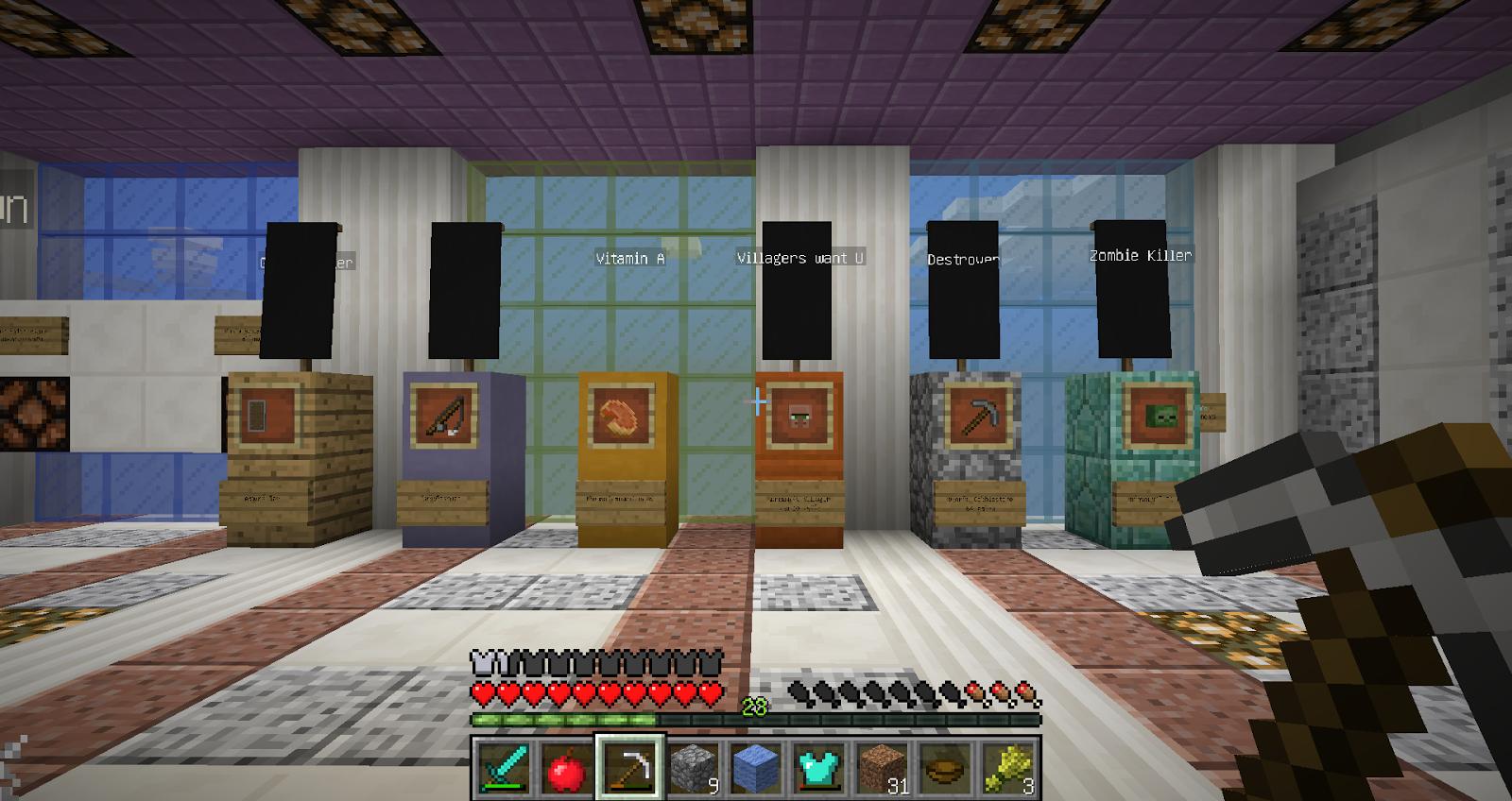 MAP: MinecraftMap Page2