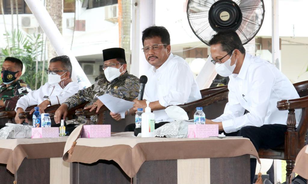 Mulai Senin Ini, PPKM Darurat Diberlakukan di Batam