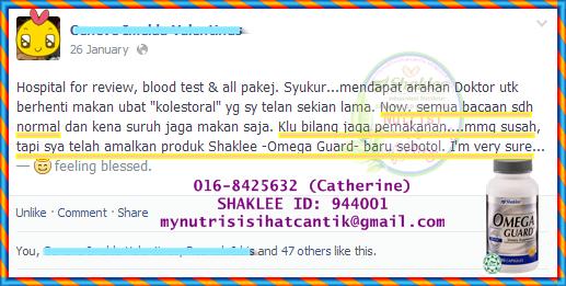 http://elliestory4health.blogspot.com/2016/10/testimoni-omega-guard-dan-kolestrol.html