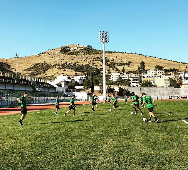 21 ονόματα ποδοσφαιριστών ανακοίνωσε ο Παναργειακός (φώτο)