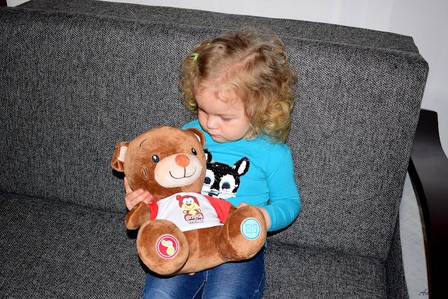 Miś Eduś - przyjaciel każdego dziecka