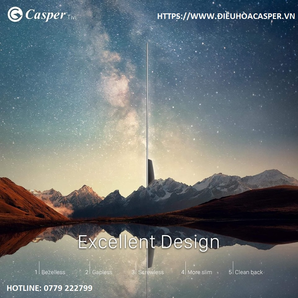 Excellent Design - Ngôn ngữ thiết kế Siêu mỏng