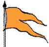 Saffron Flag of Hindavi Swarajya