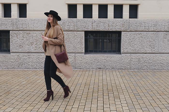 manteau long