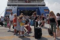 Αλλαγές στα δρομολόγια πλοίων το Σαββατοκύριακο από και προς Μυτιλήνη- Σε εξέλιξη  η μεγάλη έξοδος των εκδρομέων του Αυγούστου