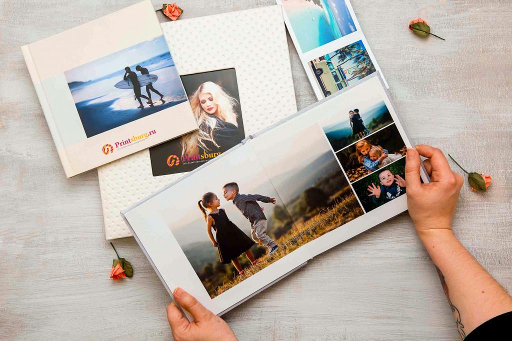 Photobooks to order