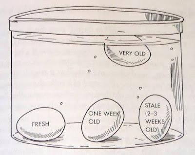 Cara Memastikan Telur Masih Elok